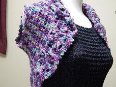 Bolero de Flores Crochet parte 2 de 3 - YouTube