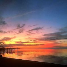 Behold the beauty that is St. George Island 😍 📷: Gail Cothran    #Behold #Beauty #StGeorgeIslandFL #RVPSGI #Apalachicola #Travel #VisitFL #SGI #GulfofMexico #stgeorgeisland #familytravel #beach #beachlife #gulfcoast #lovefl #saltlife #coastal #beachdreams #islandlife #oysters #beachlover #Beautiful #forgottenCoast    #Regram via @B5qjJ7WhJ-x Vacation Resorts, Gulf Of Mexico, Island Life, Oysters, Family Travel, Coastal, Sunrise, Photo And Video, Beach