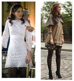 Vestidos blancos cortos con medias negras