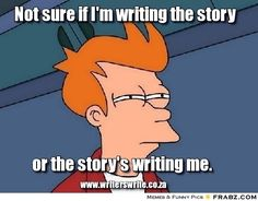 Philosophical Writing Meme - Writers Write Creative Blog
