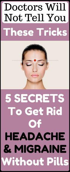 Headache relief naturally