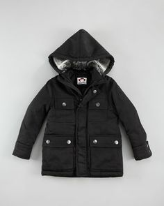 Appaman North Sea Puffy Coat - Neiman Marcus
