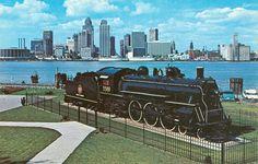 CNR # 5588 at Windsor, Ontario.