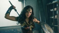 """"""" Wonder Woman """" has been the subject of so much superfluous fuss, it'd be easy to forget that behind all of the hand-wringing and both symbolic and real pressure to succeed there's actually a movie meant to entertain.  Yet, like the heroine at its center, """"Wonder... - #Film, #Live, #Nam, #Review, #Star, #TopStories, #Woman"""