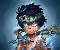 My character - Fano