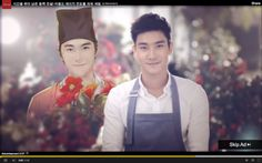 The only youtube ad that I will never skip. <3.<3 Siwon<3.<3