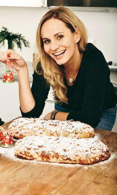 Monika Absolonová peče svou vánočku pro řadu celebrit.