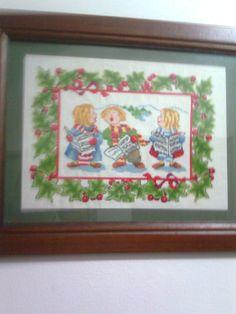 Natal - anjos a cantar (feito mim, tenho esquema)