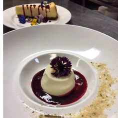 Delicious desserts at Wild Prawn Cafe Bar + Grill @ Quality Hotel Ballina.