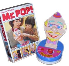 Mr Pop, easiest game ever, piece of pish