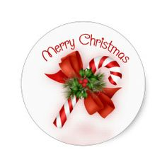 Shop Candy Cane Christmas Stickers created by AJsGraphics. Personalize it with photos & text or purchase as is! Christmas Kiss, Christmas Words, Christmas Stickers, Merry Christmas And Happy New Year, Christmas Candy, Vintage Christmas, Christmas Holidays, Christmas Crafts, Christmas Decorations