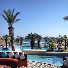 Friday at the luxurious The Grand Mayan Los Cabos resort