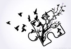 puzzle piece musical notes   puzzle-piece-tattoo-designs-puzzle-piece-tattoo-by-yitux-on-deviantart ...