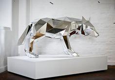 Junkculture: Arran Gregory: Wolf