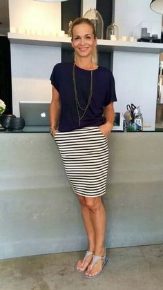Summer workwear outfit ideas (24)