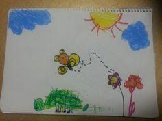 꽃과 거북이