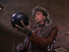 Terrence Mann in Critters, Very 80s.