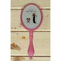 Magnifique Miroir à Main pour Coiffeuse Prix 11.90€ Livraison Gratuite http://www.priceminister.com/offer/buy/1356208409/cpl1356208410/magnifique-miroir-a-main-pour-coiffeuse.html