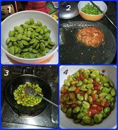Resep sambal pete, kuliner, makanan khas jawa, menu makanan desa