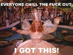 ☆ Glinda the Good Witch -:+:- Movie: The Wizard of Oz ☆