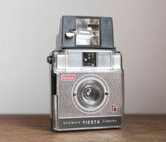 fun vintage Kodak Brownie Fiesta ...film