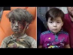 A guerra de propaganda por trás do reaparecimento de menino sírio símbol...