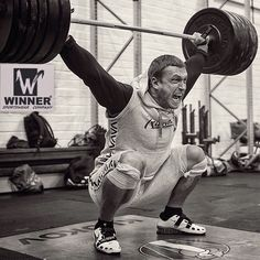 #weightlifting Dmitry Klokov Russia Crossfit Men, Crossfit Motivation, Training Motivation, Total Gym Workouts, Weight Lifting Workouts, Running Workouts, Snatch Lift, Martial, Beast Mode