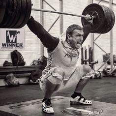 #weightlifting Dmitry Klokov Russia