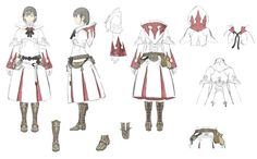 A+ white mage design from FF14. Dissection to follow. Gonna stay on the FF theme for a while I think since I have a love/hate relationship w...
