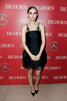 Rooney Mara in Lanvin attends the 27th Annual Palm Springs International Film Festival Awards Gala. #bestdressed