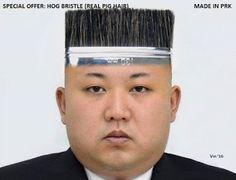 KIM JUNG UN Special offer (tag: satire - parody, parodie, Kim Jung Un)