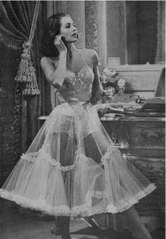 1950's Lingerie