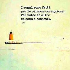 I sogni...
