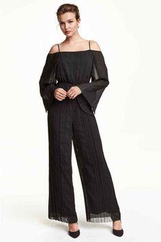 Combi-pantalon plissé | H&M