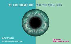 #internationalSightDay #Oct13 #Eyes