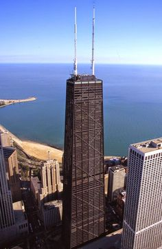 John Hancock Center, Chicago, Illinois, United States