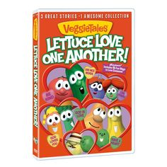 VeggieTales: Lettuce Love One Another! & Giveaway ~ The Review Stew, ends 3/11/13