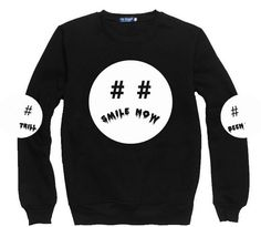 "BTS ""Smile Now"" Sweater"