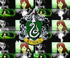 Disney Princesses-Slytherin