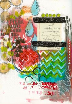 """Every Life Has a Story!"" - {Roben-Marie Smith} - Art Journal Love - SHE..."