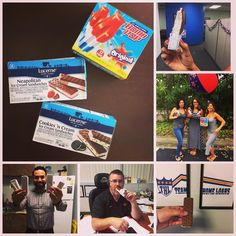 Happy National Ice Cream Sandwich Day! We treated the staff to a nice cold treat and we even grabbed a fun substitute for the non-dairy employees! (Some team members were too shy to be photographed) #nationalicecreamsandwichday #teamhomeloans #sandiego #fundit