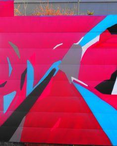 detail/ witek home / mural / graffiti