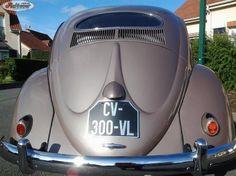 1954 VW Beetle Oval Window