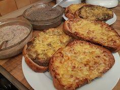 Melegszendvics krèm Sonkás és Gombás / Szoky konyhája / - YouTube