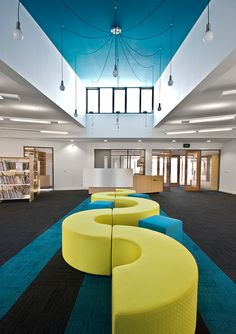 St Lukes Primary School on Interior Design Served