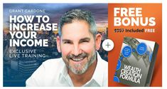 Grant Cardone is a New York Times bestselling author, international speaker, business innovator, social media personality and top sales trainer in the world. Top Best Selling Books, Wealth Creation, Grant Cardone, Become A Millionaire, Business Card Case, Problem Solving, Bestselling Author, Continue Reading, Smash Book