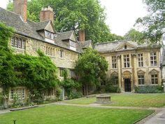 St Edmund Hall, University of Oxford, England