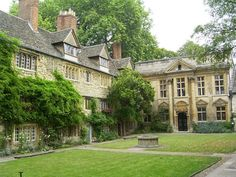 "St Edmund Hall is one of the constituent colleges of the University of Oxford.  Better known within the University by its nickname, ""Teddy Hall"", the college has a claim to being ""the oldest academical society for the education of undergraduates in any university"".  (Established in 1236)"