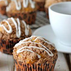 Pumpkin Streusel Muffins Recipe | Yummly