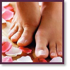 pedicure | Manicure and Pedicure - Ideal Weight - Total Well Coach